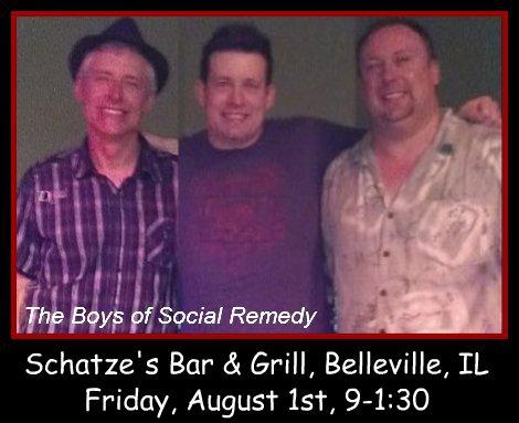 The Boys of Social Remedy 8-1-14