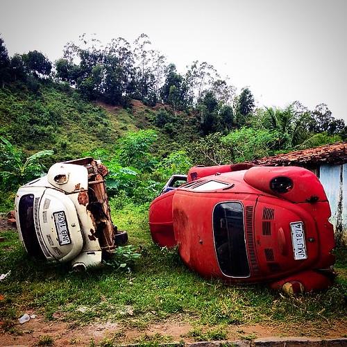 The killed #fusca #tosba #beetle #besouro #kupla #kever #maggiolino #iço #volkwagen #vocho #herbie #coche #coccinelle #fusquinha #fuscão #itabuna #bahia #brasil #käfer #carro #car #vintage #pichirilo #escarabajo #garbus #vw #itagi #itabuna