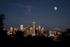 Seattle Moonlight