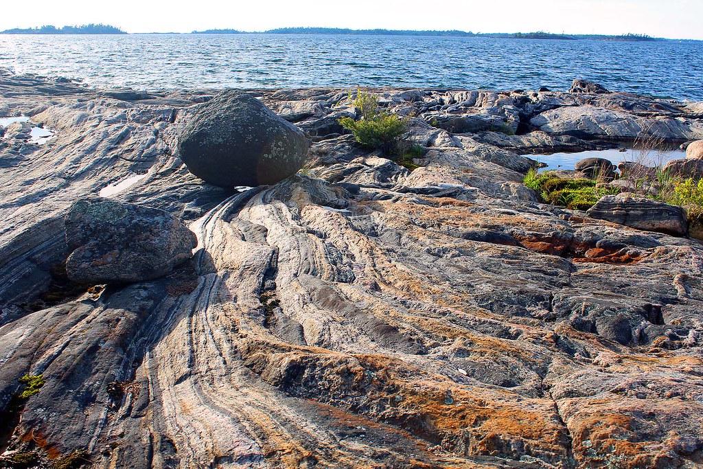Wreck Island Georgian Bay