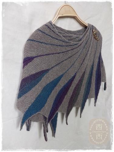 dreambird shawl 04
