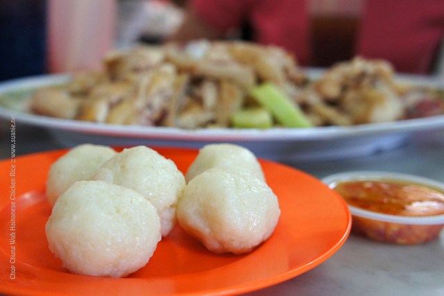 Chop Chung Wah Hainanese Chicken Rice, Melaka