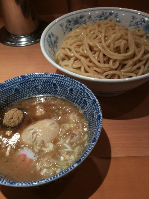 六厘舎のつけ麺