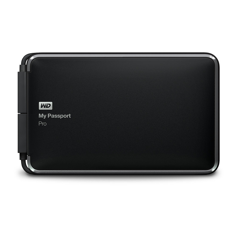 Western Digital - My Passport Pro