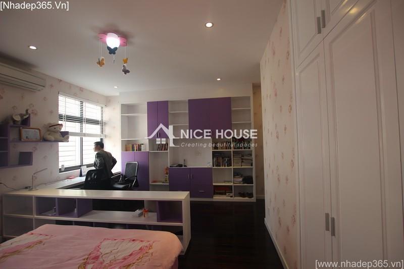 Thiết kế nội thất nhà chị Thoa - Quảng Ninh_24