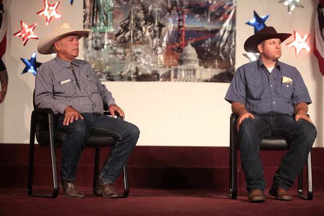 Cliven and Ammon Bundy