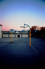 Basket Ball Court By Jules Andre-Brown