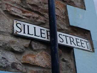 Siller Street o Finichty