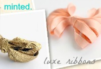 luxe ribbons