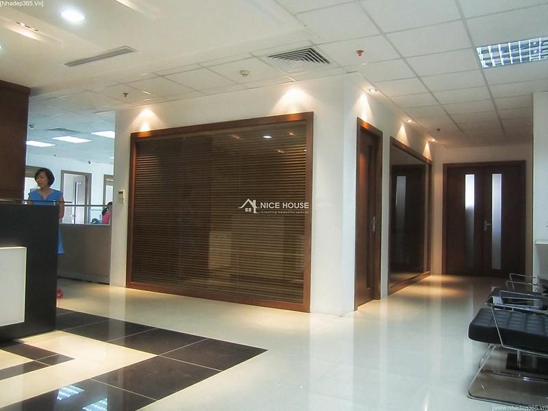 Nội thất văn phòng Y tế Nhất Minh_19