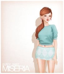Miseria - Buffy Skirt Hunt Item