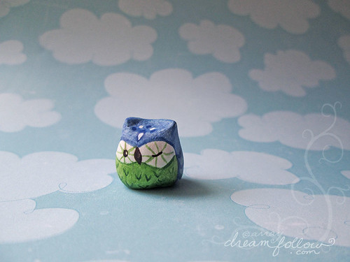 chubby owlet