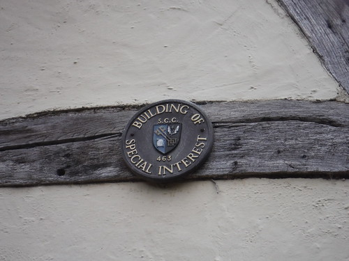 a Listed Building (Detail), Thursley