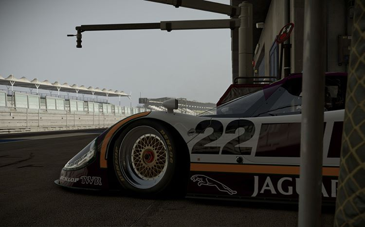 Project CARS 2 Jaguar XJR9 Front