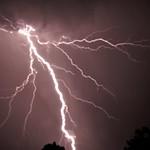 18. Veebruar 2017 - 18:39 - Lightning over Armidale NSW