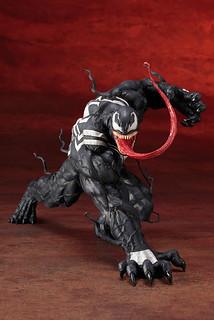 ARTFX+ 「猛毒」 狂暴登場!ヴェノム Venom 1/10 比例 上色完成品
