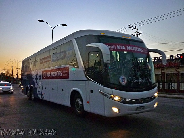 Pullman Bus-Copa Am rica, Panasonic DMC-FS4