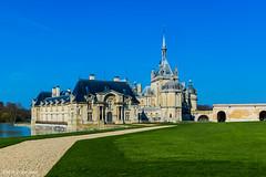 Château de Chantilly Mars 2014