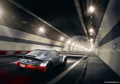 """Porsche 911 RSR """"Mary Stuart"""""""