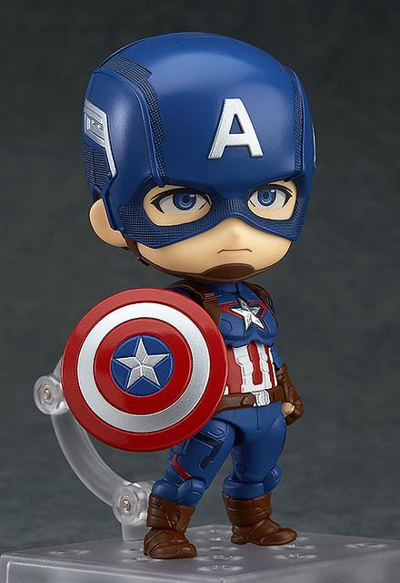 Nendoroid Captain America #618 ( Chính hãng) - DC Comics