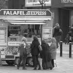 Falafel in Preston