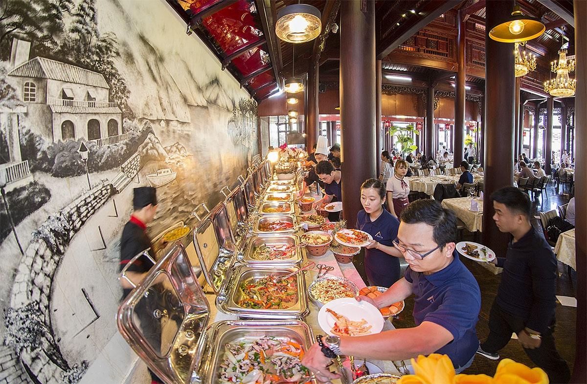 Nhà hàng SOHO Buffet & Alacarte - Khám phá thiên đường ẩm thực thế giới ngay giữa thành phố Đà Nẵng