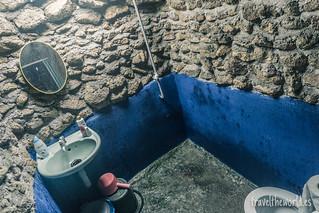 Bungalow lavabo