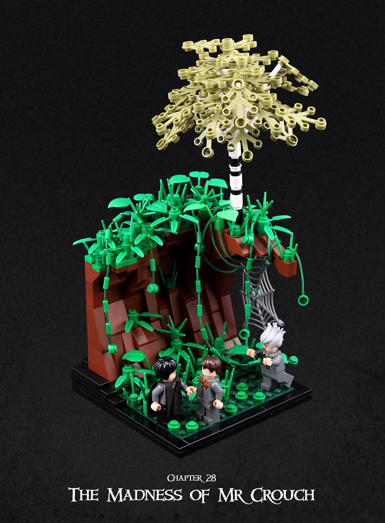 Harry Potter and the Goblet of Fire 37 (custom built Lego model)