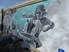 Santa Monica graffiti
