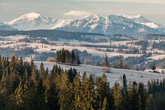 Western Tatra Mountains