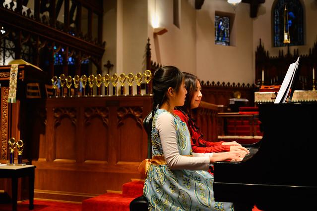 2017 Piano Recital Section 1 - 3, Nikon D600, AF Zoom-Nikkor 28-100mm f/3.5-5.6G