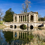 The Palladian Bridge, Stowe Park
