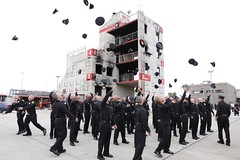 041317 - LAFD Recruit Training Academy Graduation - Class 2016-2