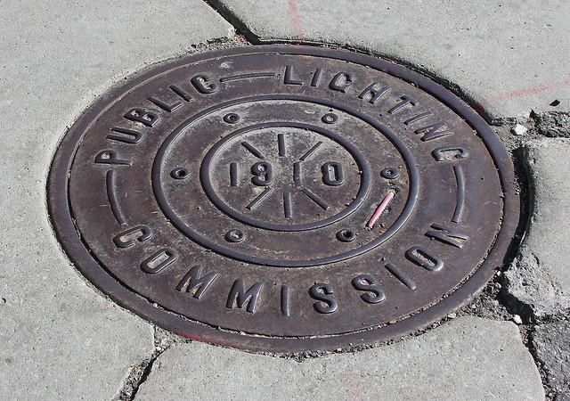 1910 Public Lighting Commission