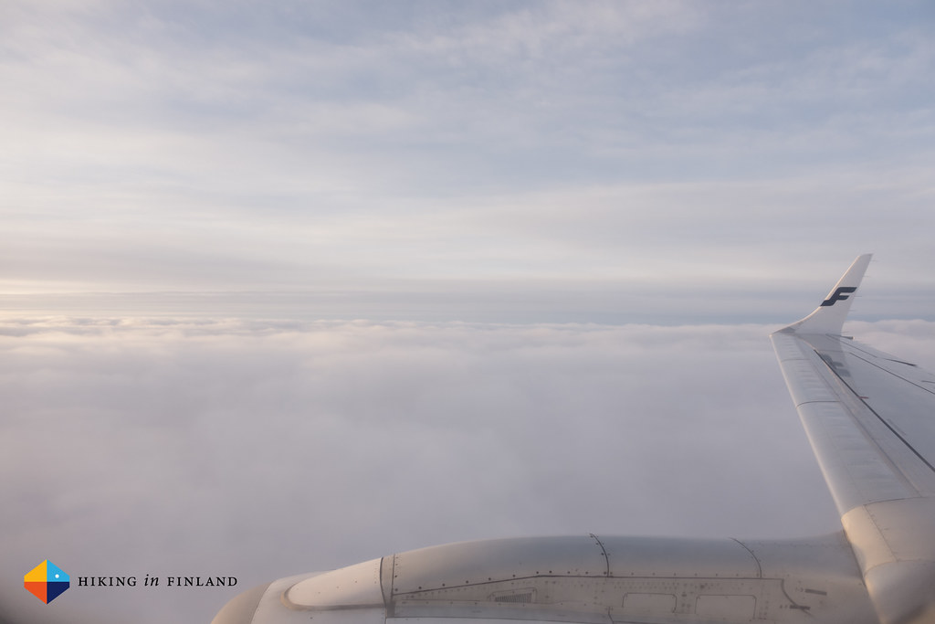 Going home with Finnair