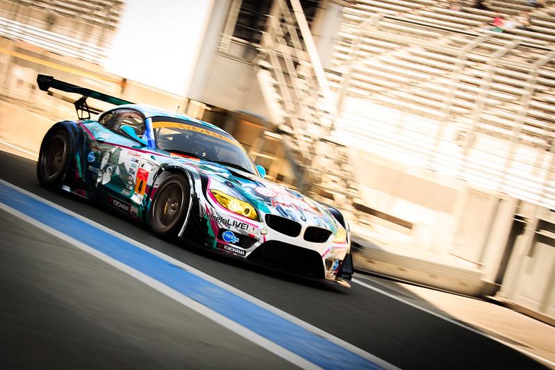 SuperGT GSR HatsuneMiku BMW Z4 ver.2014