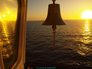 Double sunset bell