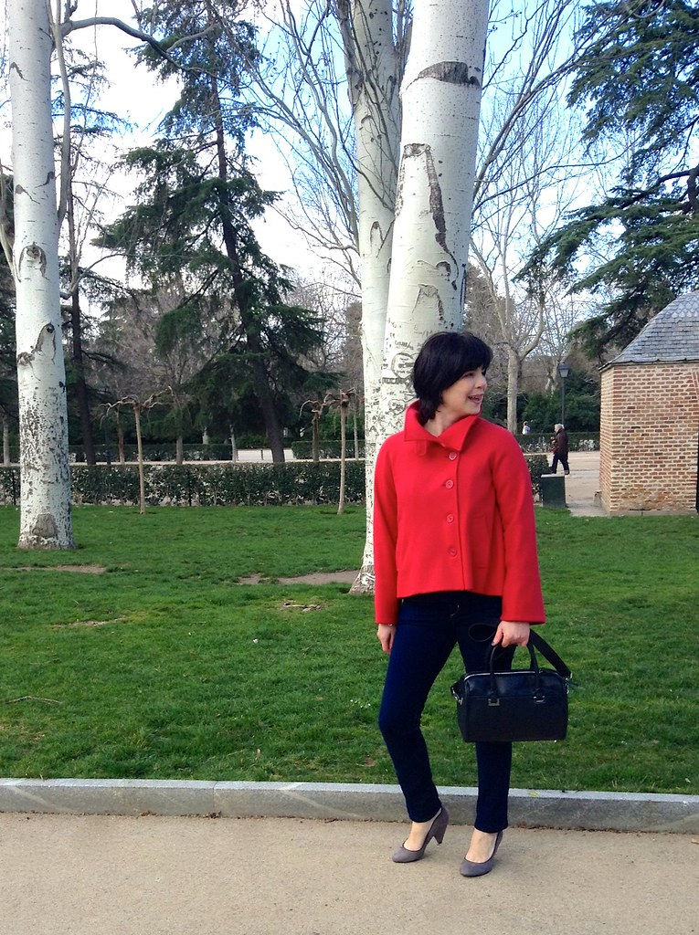 Parque del Retiro, Madrid, España - Spain - Outfit of the Day - OOTD