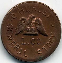 OHurley token - obv