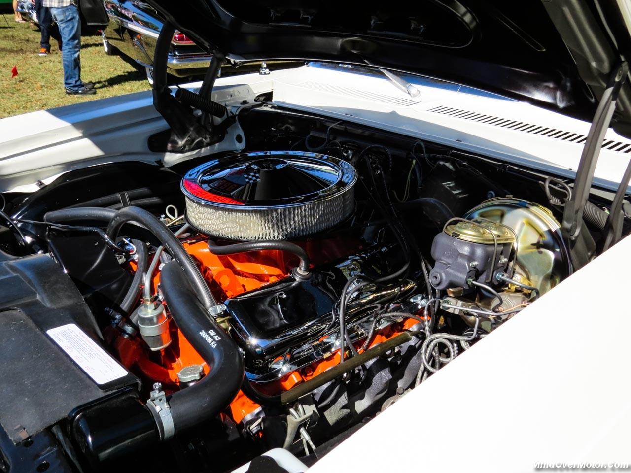 Chevrolet Nova SS396 Engine