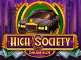 Online High-Society Slots Review