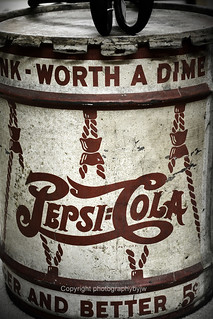 Pepsi Cola Worth a Dime