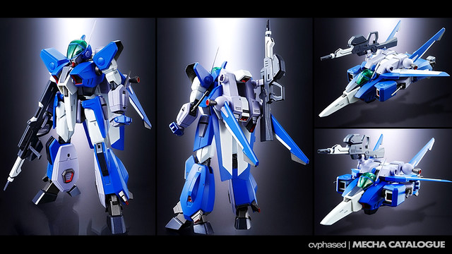 Tamashii SPEC Layzner Mk-II