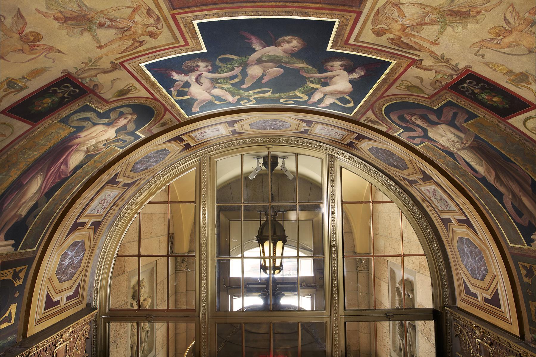 Front Fresco Center