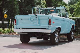 130/365 - Classic Bronco