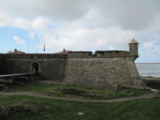 Image of Castelo do Queijo. portugal porto oporto matosinhos