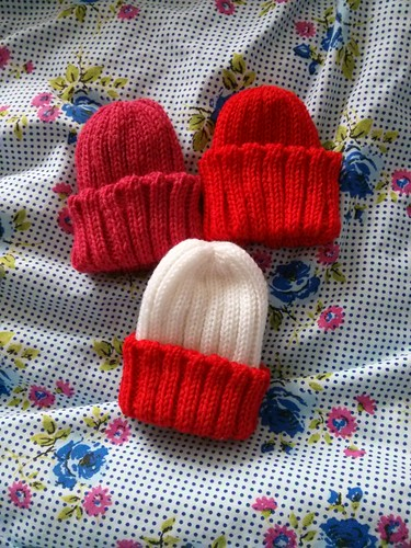 Charity hats