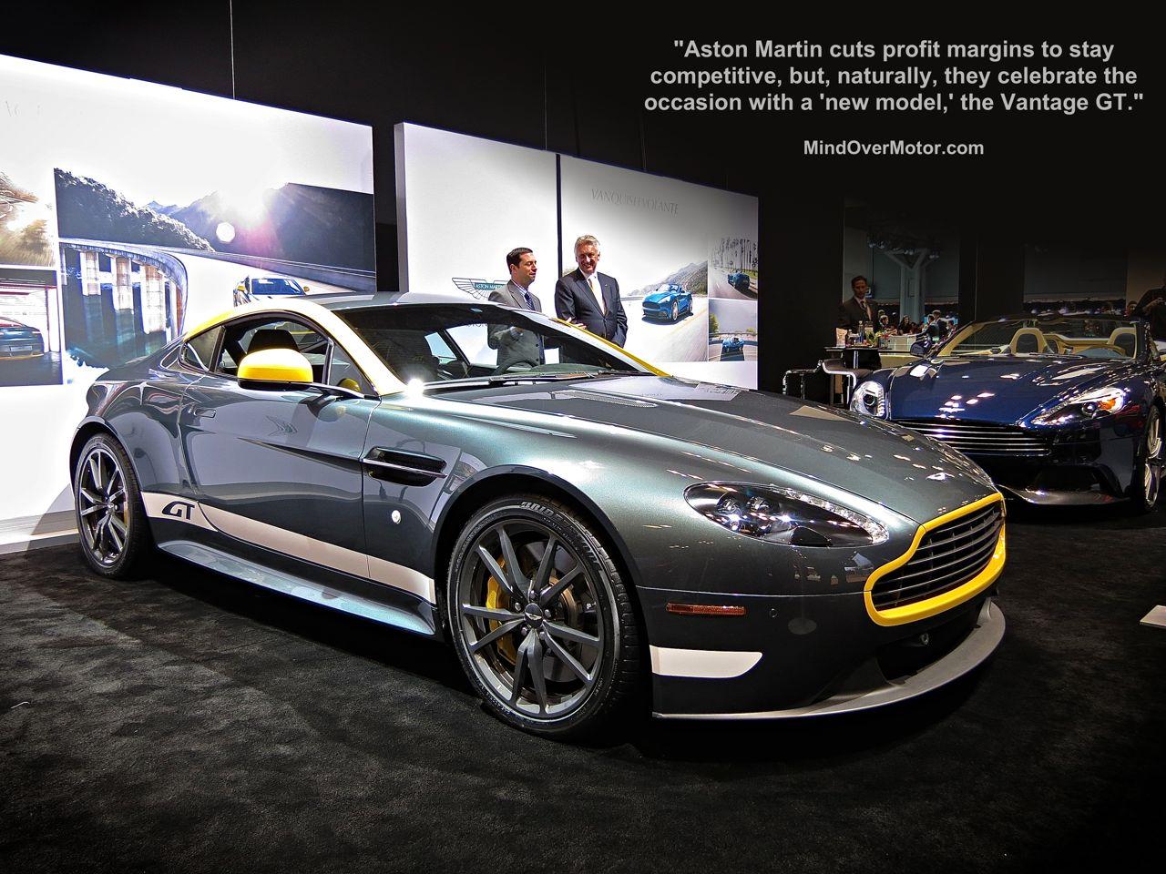NYIAS 9 Aston Martin Vantage GT