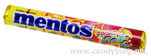 Mentos Tropical Rainbow