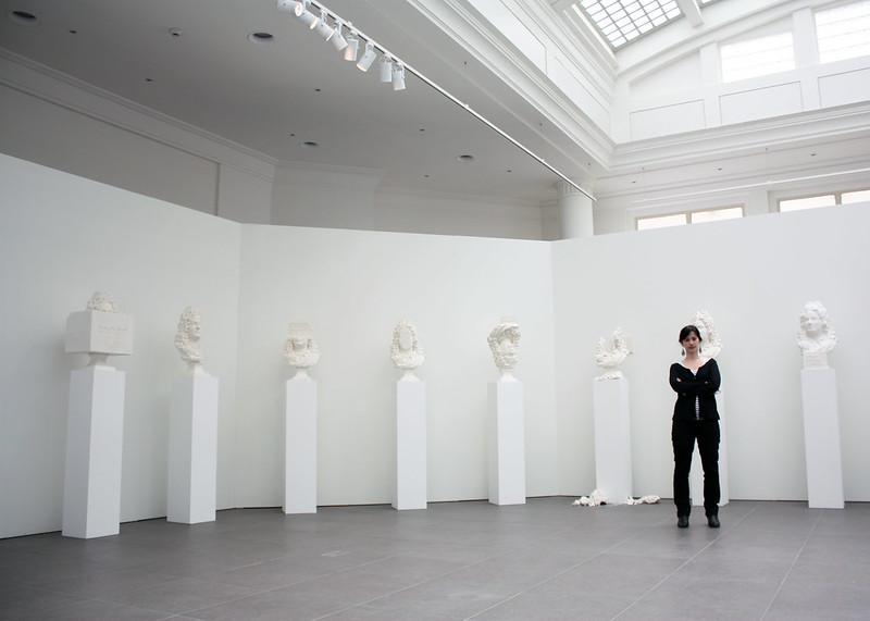 Caroline Courly, directrice de Paris-Beijing Gallery
